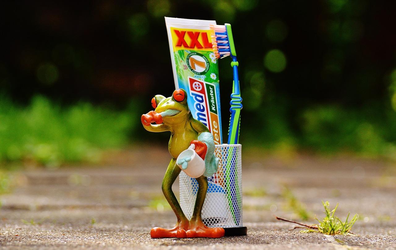 歯磨き粉について知りたい!!(子供用)
